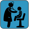 pediatrician icon for blossom birth and wellness center resource page in phoenix arizona and surronding areas copy