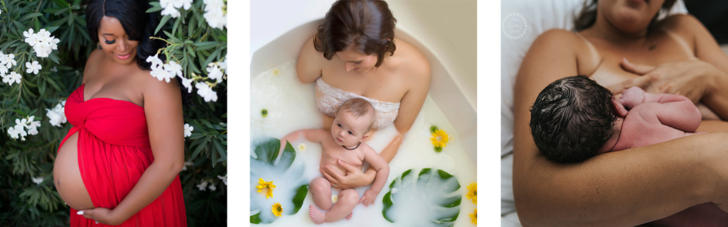 pregnancy birth newborn experiences at blossom birth and wellness center in phoenix arizona