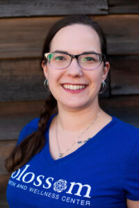 erin yocom birth assistant at blossom birth and wellness center in phoenix arizona natural birth doula