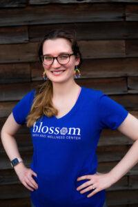 Amy Frautschi, Birth Assistant, MSPH Blossom Birth and Wellness Center Phoenix Arizona Natural Birth