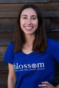 Brittany Causey, DC Blossom Birth and Wellness Center Phoenix Arizona Natural Birth