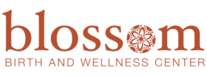 blossom birth and wellness center logo - natural birth center in phoenix arizona